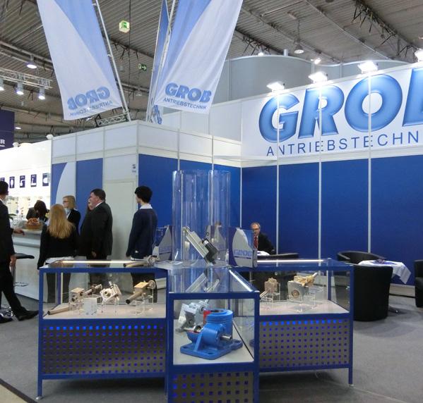 Unternehmen | GROB in Bildern | Übersicht | Grob GmbH Antriebstechnik
